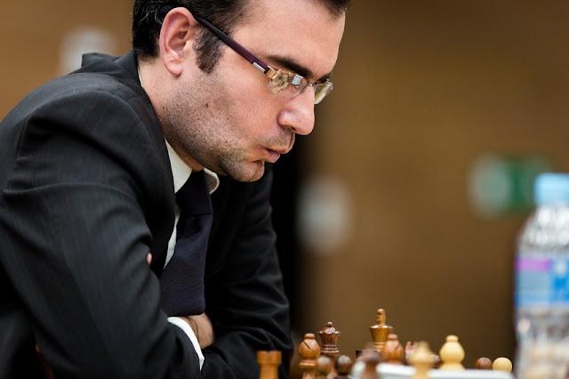 El Gran Maestro cubano Leinier Dominguez