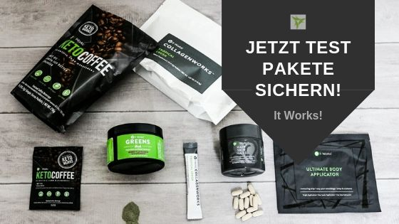 Probiere It Works Body Wraps und Co.