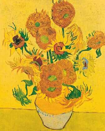 Les tournesols de Vincent Van Gogh ~ paris-blogged