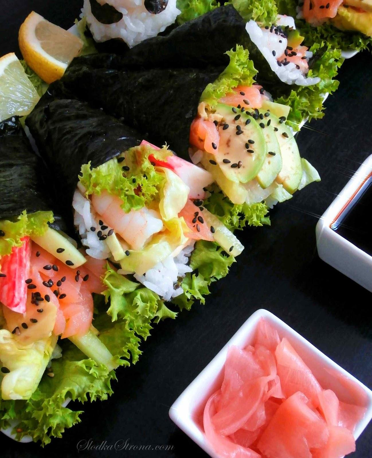 Sushi - Temaki