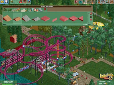 RollerCoaster Tycoon 2 Gameplay Youtube