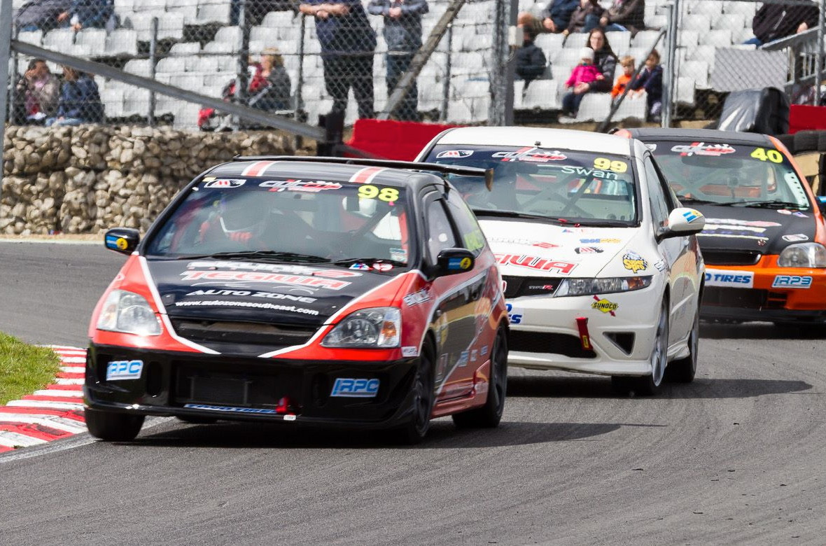 Tegiwa Civic Cup, typowa Honda, wyścigi, sport, VTEC