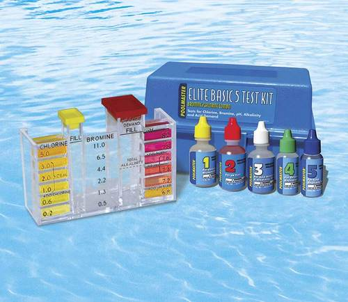 What Do Pool Water Test Results Mean For My Swimming Pool