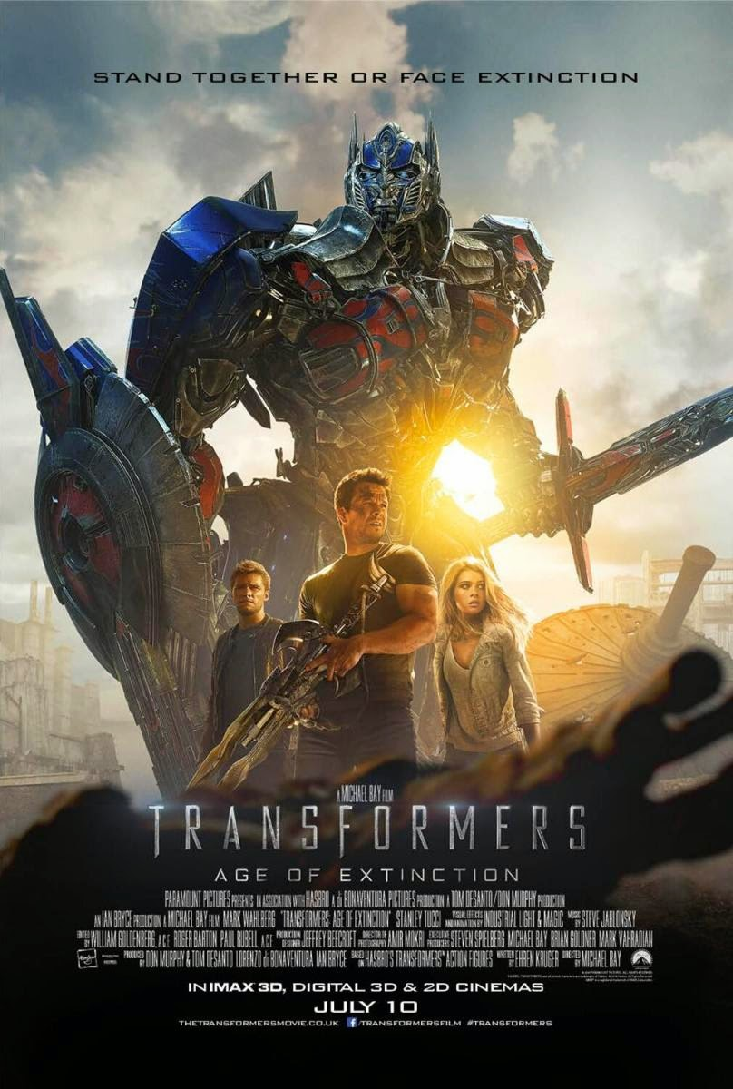 Transformers: Age of Extinction (Transformers 4) 2014