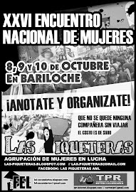 ¡Viajá al Encuentro Nacional de Mujeres con Las Piqueteras!