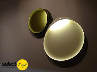Lake lamp - Paolo Lucidi y Luca Pevere