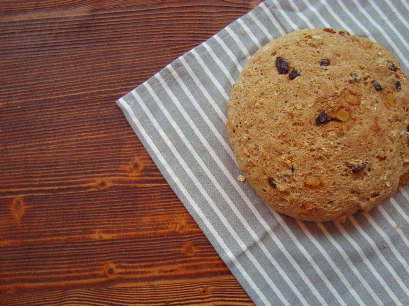 raincloud & sage: Christmas Granola Bread