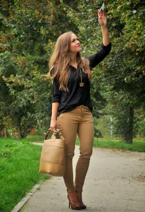Blusas y blusones de mujer Las mejores tendencias en  - imagenes de camisas de moda de mujer