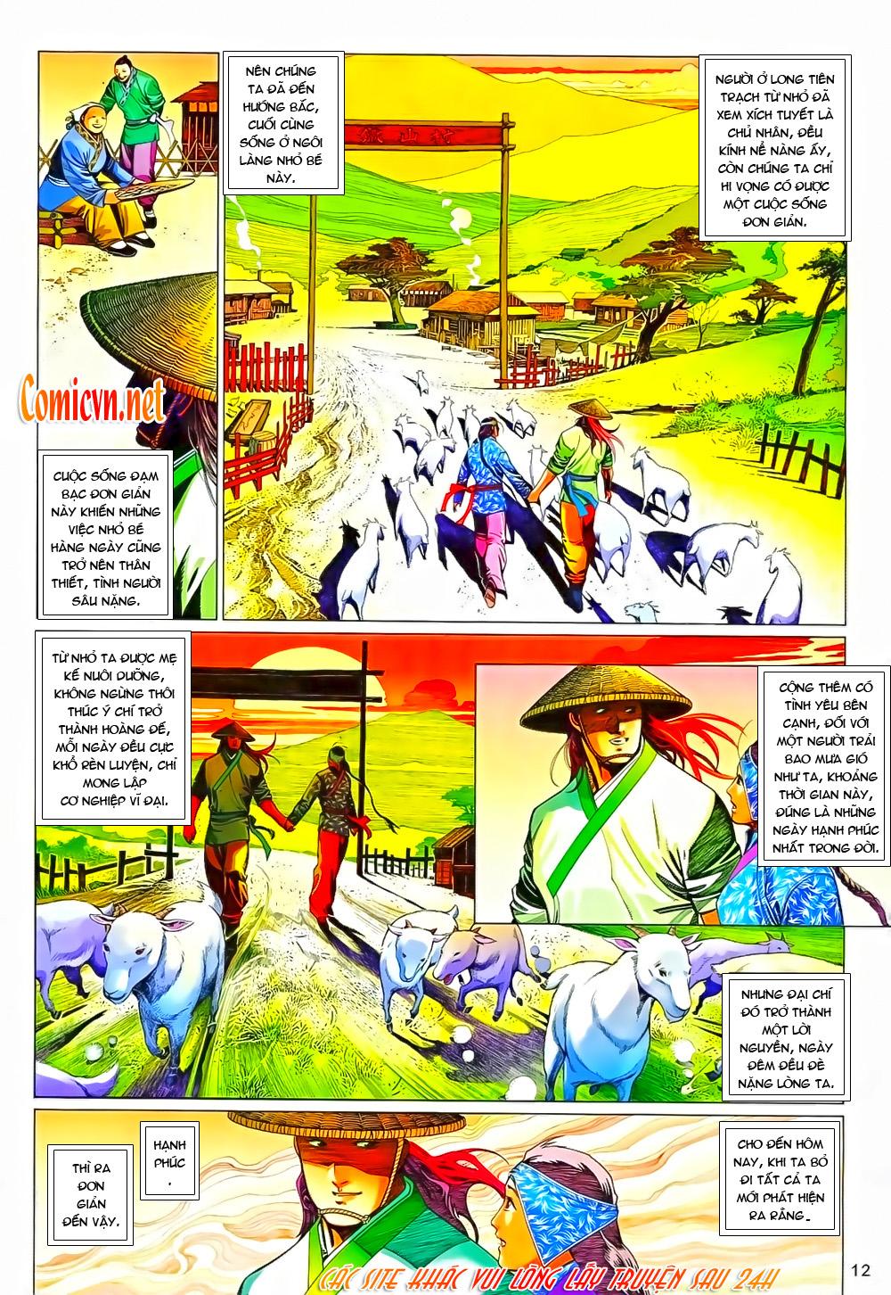 Phong Vân chap 638 Trang 10 - Mangak.info