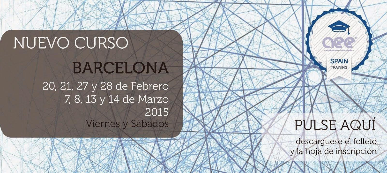Curso CEM Barcelona Febrero 2015