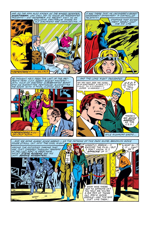 Captain America (1968) Issue #268 #183 - English 4