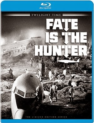 """Blu-Ray Review   """"Fate is the Hunter"""""""