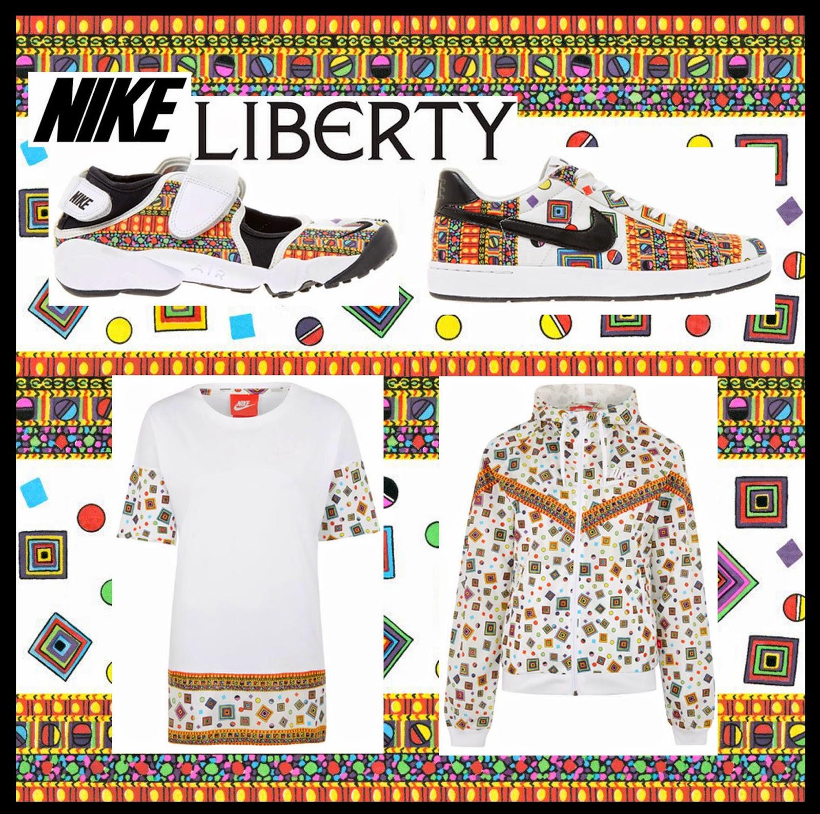 Nike X Liberty SS15