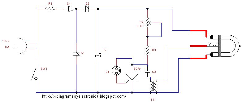 Circuito Tubo Led : Circuito electrico de tubo led cómo reemplazar un