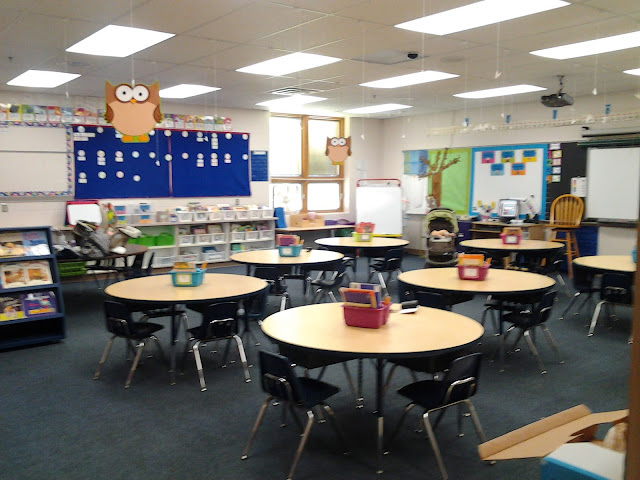 List Of Classroom Furnitures ~ Spotted in first grade my classroom redo