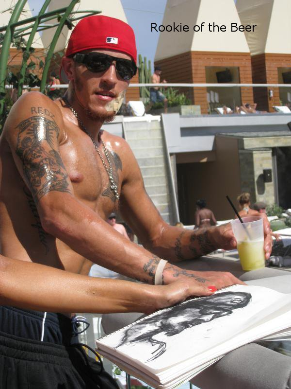 delonte west tattoos dime magazine. delonte west tattoos dime