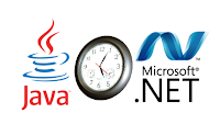 Timeline JAVA vs DOTNET
