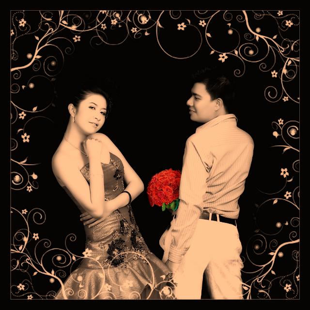 Album Ảnh Cưới Tại Studio Thiên Đường