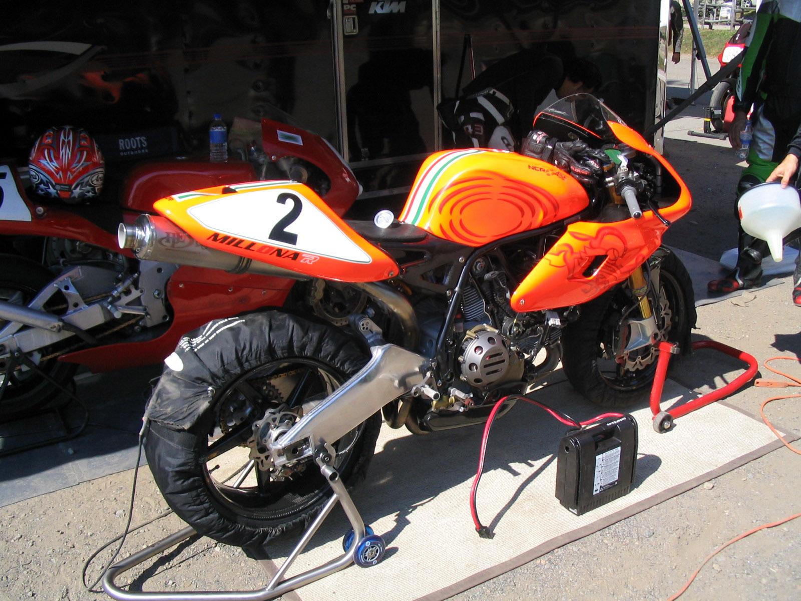 Ncr Ducati Parts
