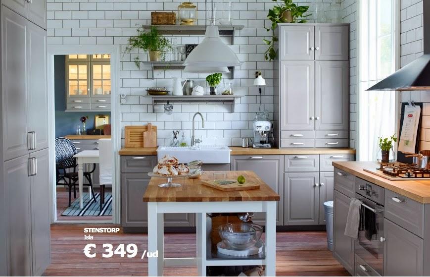 ¿Cómo Puedo Añadir Una Mesa Abatible A Una Isla De Cocina STENSTORP? | MI  LLAVE ALLEN