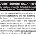 Teaching and non-teaching jobs in the Centre for Women's Studies, Dibrugarh University, Assam on january, 2015
