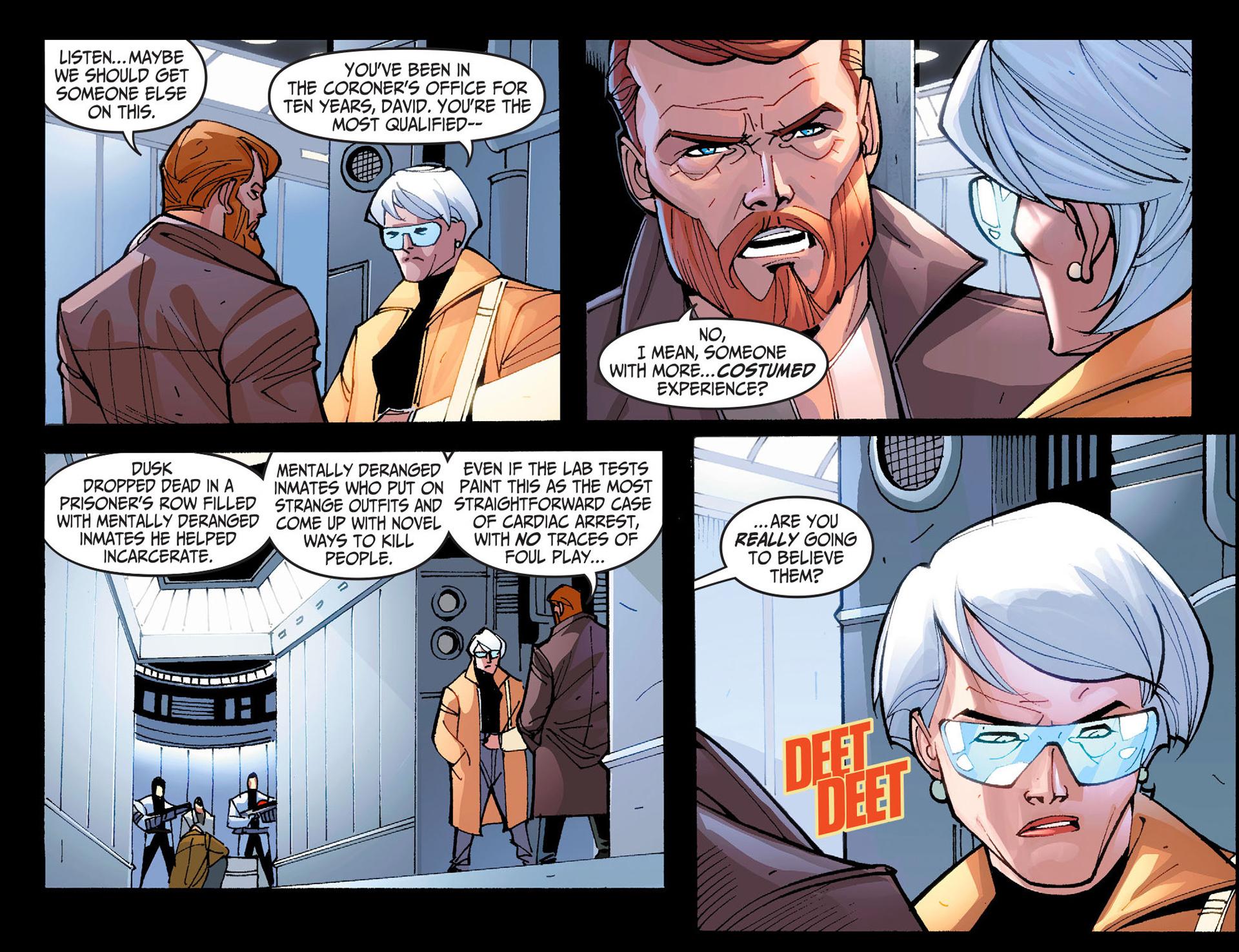 Batman Beyond 2.0 #1 #40 - English 14