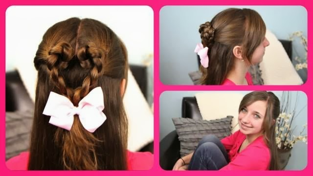 New Year S Hair Style For Women From The Collection Of