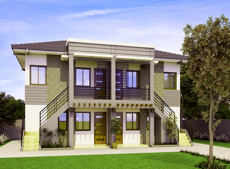 desain rumah kost minimalis terbaru rumah minimalis