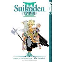 Suikoden 3 Manga Paperback