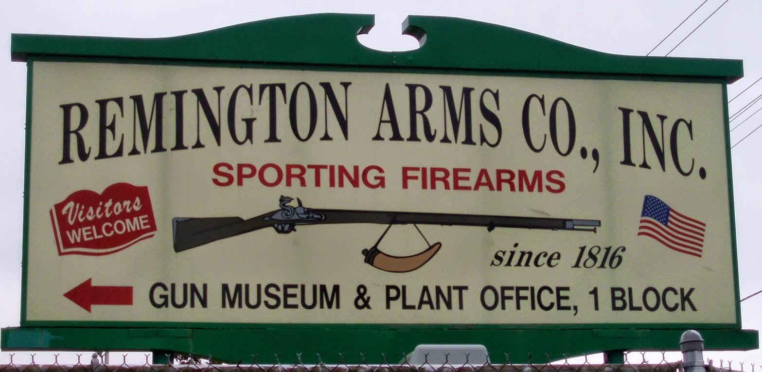 Remington Arms Ilion Ny Tours