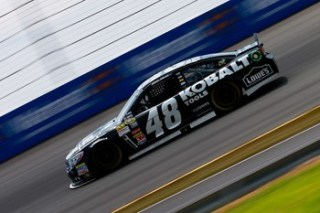 Pocono Update: Johnson showing strength in Pennsylvania authority sports