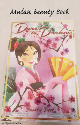 Disney Dare to Dream Mulan Beauty Book
