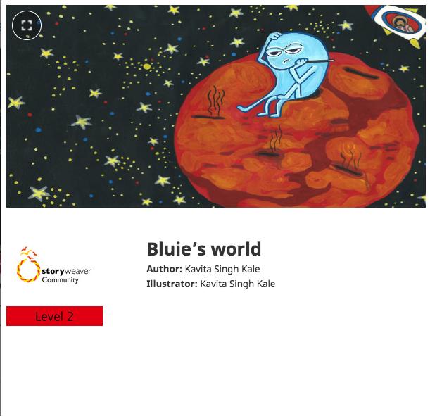 Bluie's World