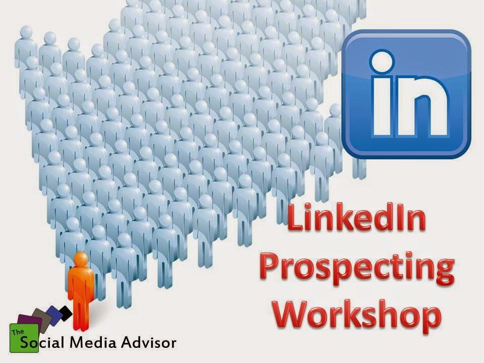 http://www.thesocialmediaadvisor.com/LinkedIn_Training.html