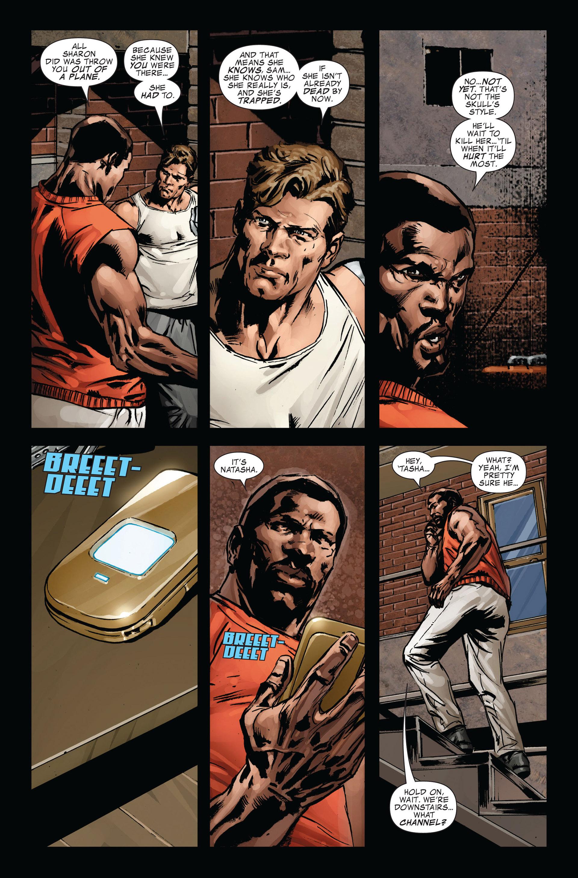 Captain America (2005) Issue #39 #39 - English 9