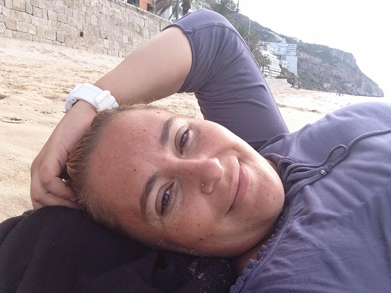 Ultimo dia de praia...