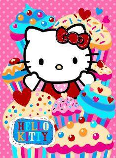 Selimut Rosanna Hello Kitty