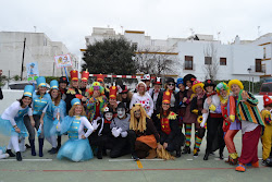 PASACALLE CARNAVAL 2016
