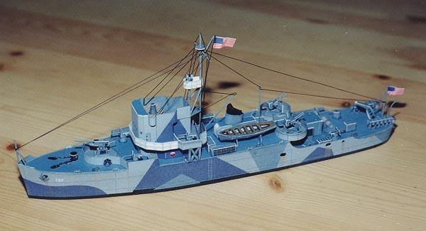 Как сделать корабль военный своими руками