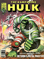 Rampaging Hulk #3, the Metal Master