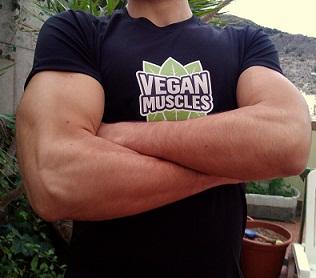 ¡Únete al grupo Vegan Muscles de habla hispana!
