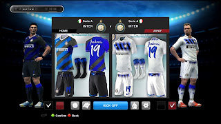 Inter Milan Fantasy Kits By Addy Jams