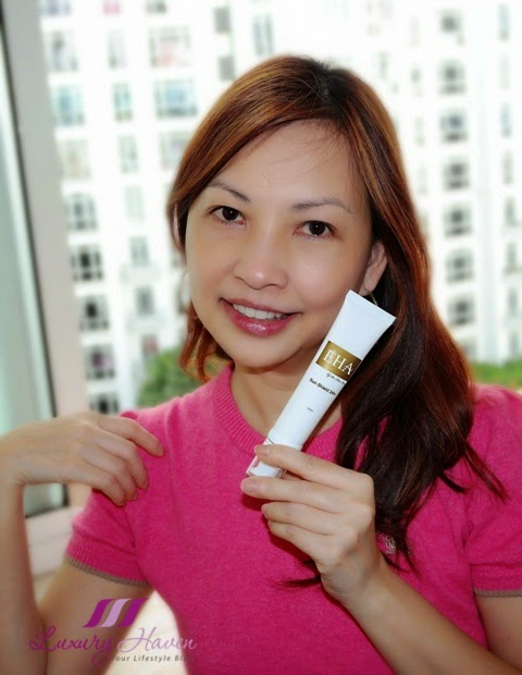 luxury haven celebrity blogger eha sunshield sunscreen