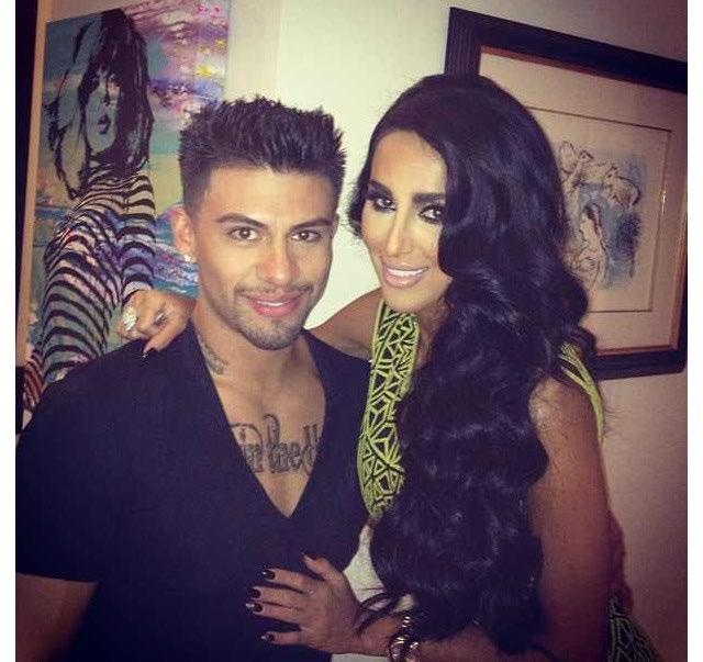 Lilly Ghalichi Boyfriend 2013 Lilly ghalichi and makeup