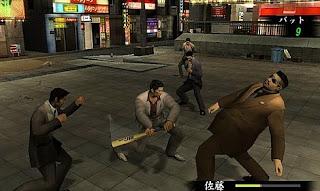 Yakuza 2 PS2