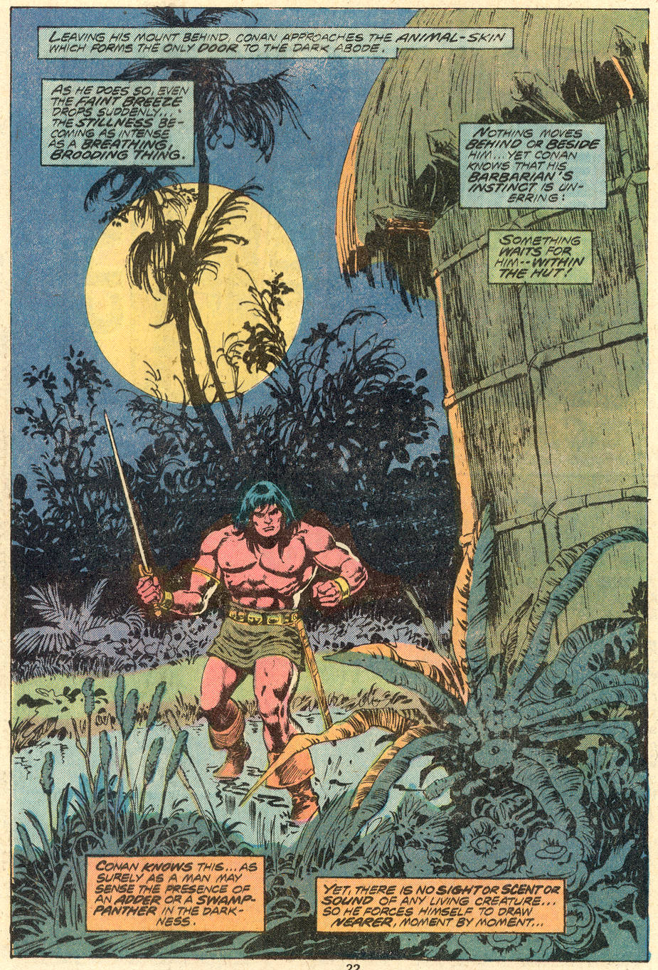 Conan the Barbarian (1970) Issue #82 #94 - English 15