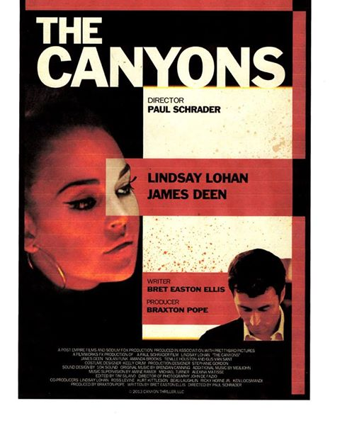 Trò Chơi Tình Ái - The Canyons