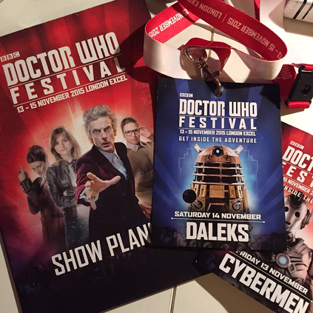 Doctor Who Festival London 2015