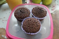 Muffin Coklat Cadbury