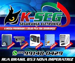K-SEG   SEGURANÇA ELETRÔNICA